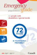 Emergency Preparedness Guide for People with Disabilities/Special Needs